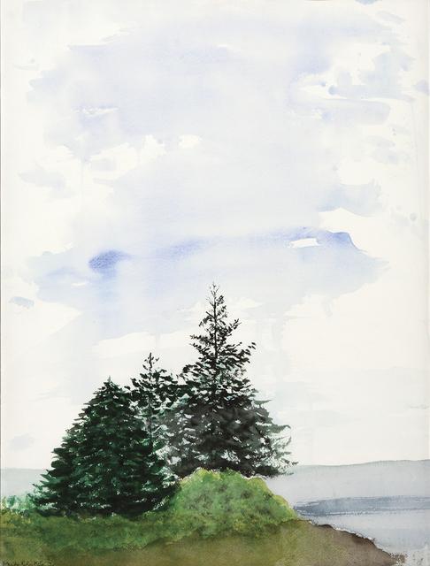 , 'Wheeler's Bay Spruce,' , Dowling Walsh