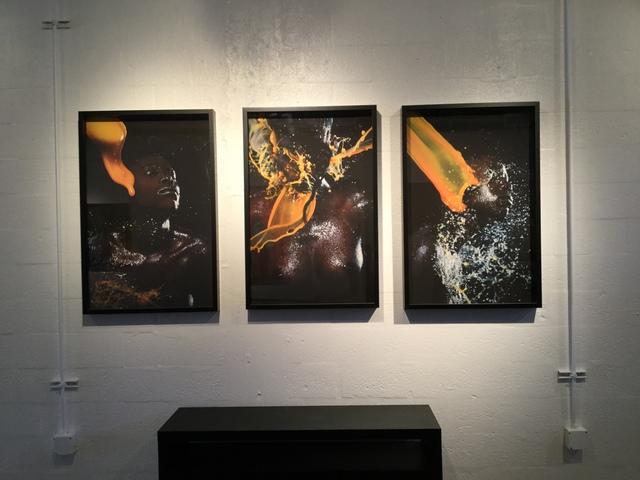 , 'Sexual Colors #57,#59,#58,' 2014, Arte Fundamental