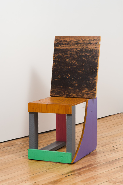 , 'Chair,' 2013, Fleisher/Ollman