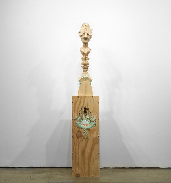 , '#7,' 2015, Jonathan LeVine Projects