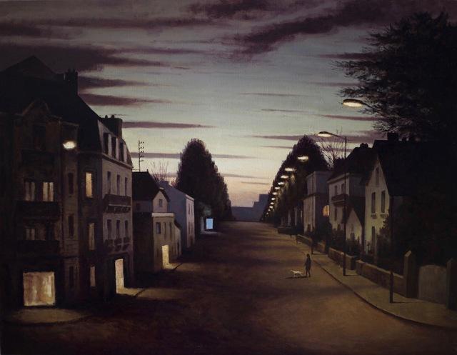 , 'Promenade,' , Hugo Galerie