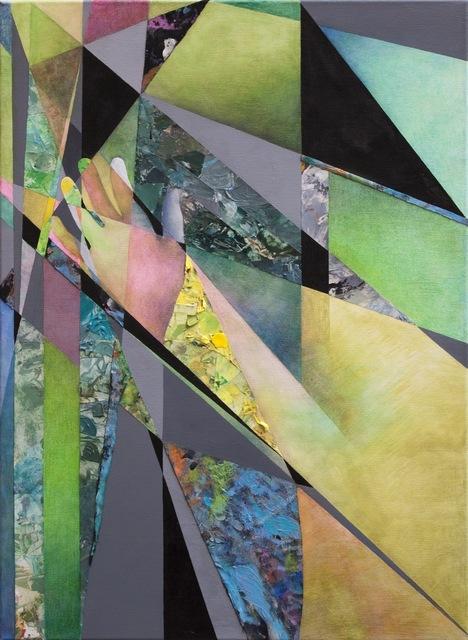 , 'Places 1,' 2014, tegenboschvanvreden