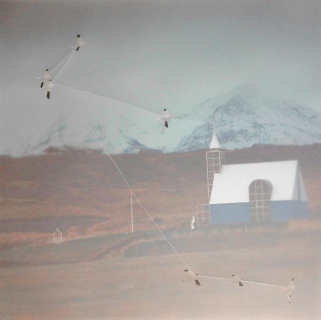 , 'Réparer l'espace,' 2016, Baró Galeria