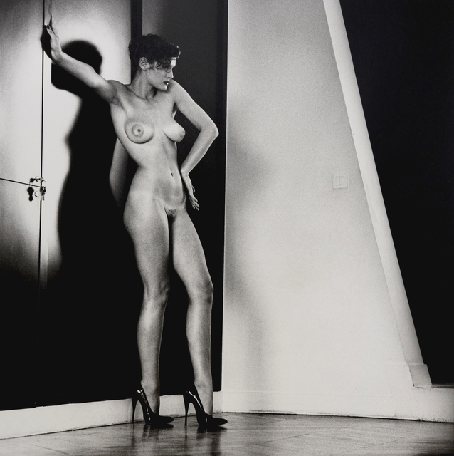 , 'Sylvia in my Studio,' 1981, Holden Luntz Gallery