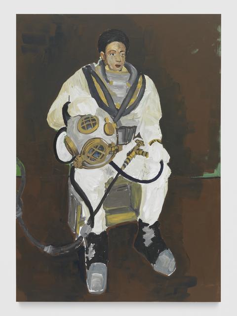 , 'Andrea Motley Crabtree, the first,' 2017, Galerie Eva Presenhuber