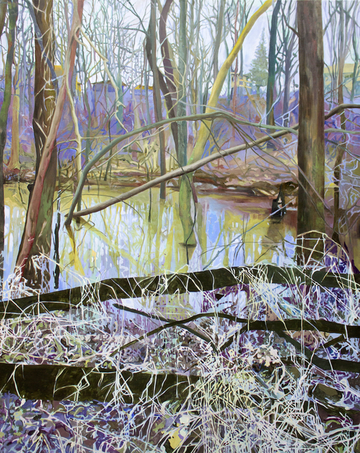 Shannon Estlund, 'Trespassing', 2018, James May Gallery