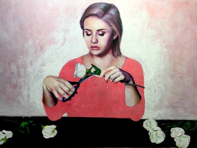 , 'By Any Means,' , Abend Gallery
