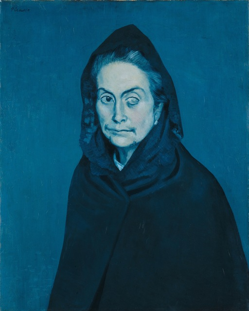 Pablo Picasso, 'La Célestine (La femme à la taie) (La Celestina)', 1904, Painting, Oil on canvas, Musée Picasso Paris
