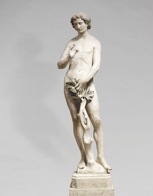 'Adam', c. 1260-Paris, Musée de Cluny