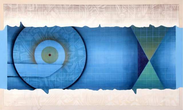 Mahmood Naaz Khan, 'Untitled ', 2015, Painting, Mixed Media on Canvas, Arushi Arts