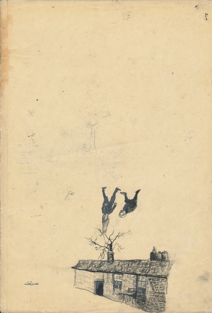 , 'Somnambulists' Prep Levitatees,' 2008, Cob