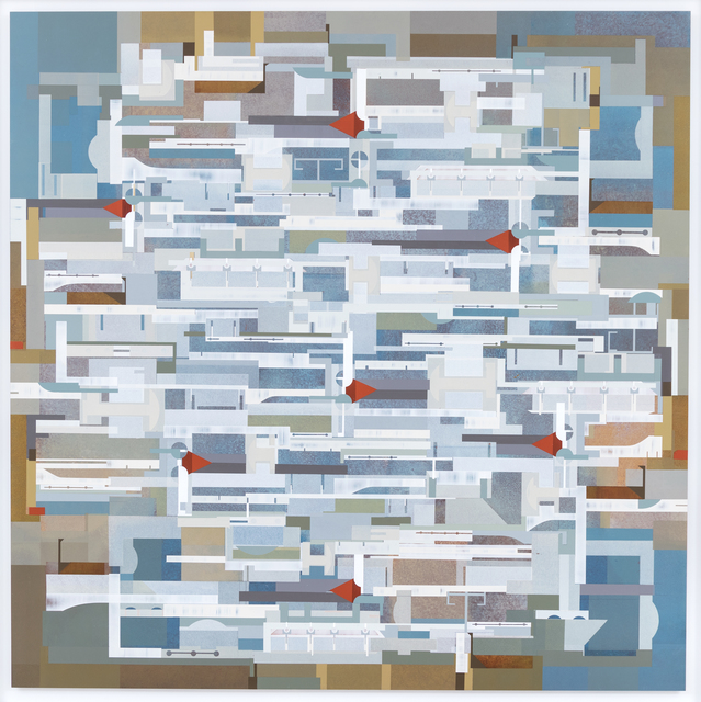 , ' Notation IV,' 2019, Callan Contemporary