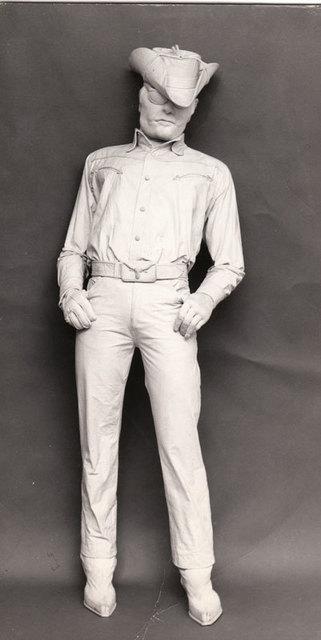 , 'Rodeo Cowboy,' 1964, Modern West Fine Art