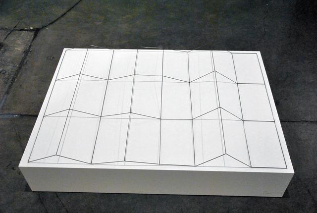 Jorge Macchi, 'Mapa,' 2009, Galleria Continua