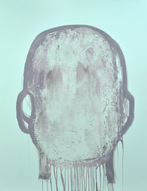 , 'Head painting #35,' , Galerie C.O.A