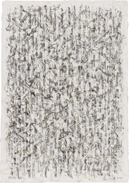 , 'Line Field 463,' 2004, Mind Set Art Center