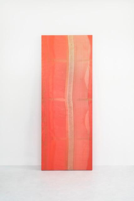 James Perkins, 'Event Horizon Orange', 2017, Tappan