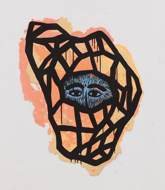 , 'Replacing Myself 4,' 2013, STPI