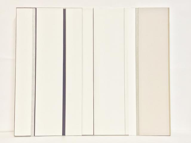 Ke Liu 刘可, 'Double Screen White (II)', 2017, L+/ Lucie Chang Fine Arts