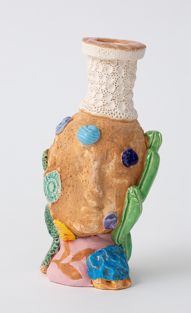 , 'Hope Bottle with Cactus,' 2019, Mindy Solomon Gallery