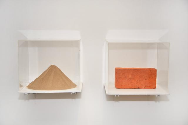, 'Civil / Uncivil - 2,' 2015, Gallery Espace