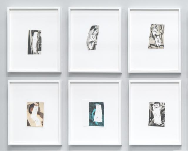 , 'New Figures,' 2014, Galería La Caja Negra