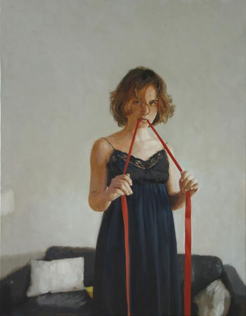 , 'Red Ribon,' 2016, Galeria Contrast