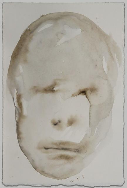 , 'Volto 17 ,' 2018, Mario Mauroner Contemporary Art Salzburg-Vienna