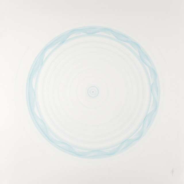 , 'Study for concentric enso,' 2017, COHJU contemporary art