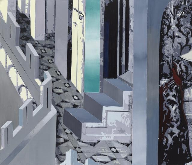 , 'Descent,' 2018, Braverman Gallery