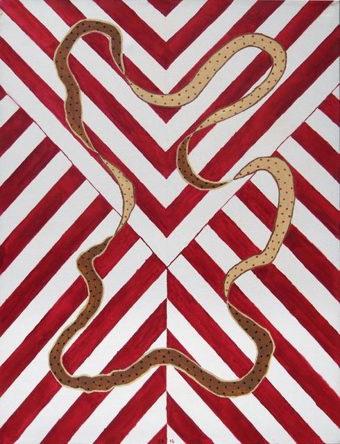 , 'Montsegur,' 2012, Edward Thorp Gallery