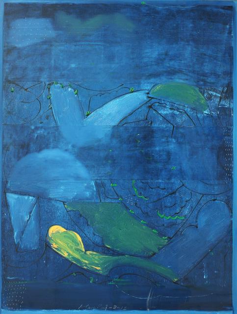 , 'Voice of God 12 ,' 2017, Bill Lowe Gallery
