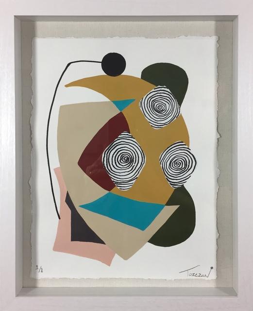 Amauri Torezan, 'S-Work 5', 2017, Oliver Cole Gallery