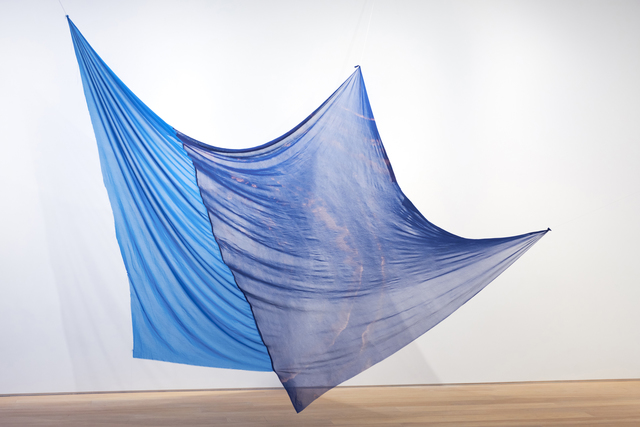 , 'Blue Duet I,' 2018, Simon Lee Gallery