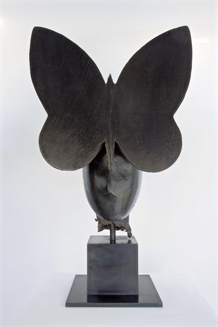 , 'Triple Butterfly,' 2017, Opera Gallery