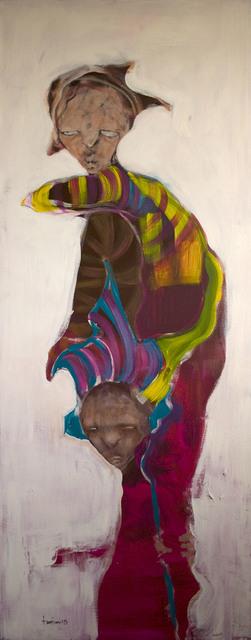 , 'Untitled,' 2015, Albareh Contemporary