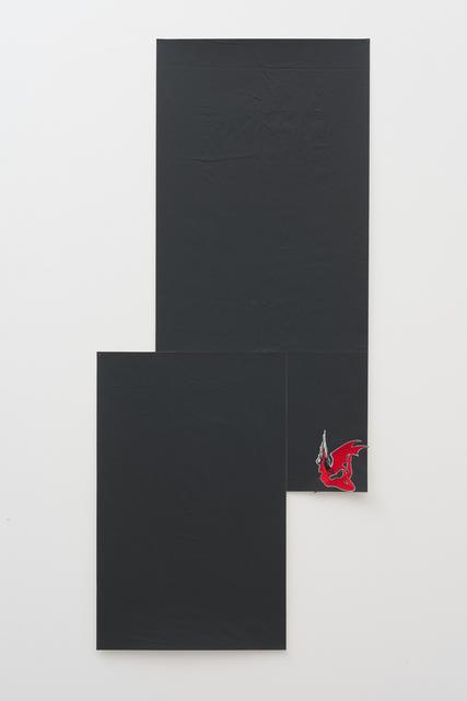 , 'Untitled (Two Devil Girls),' 2014, Roberts & Tilton