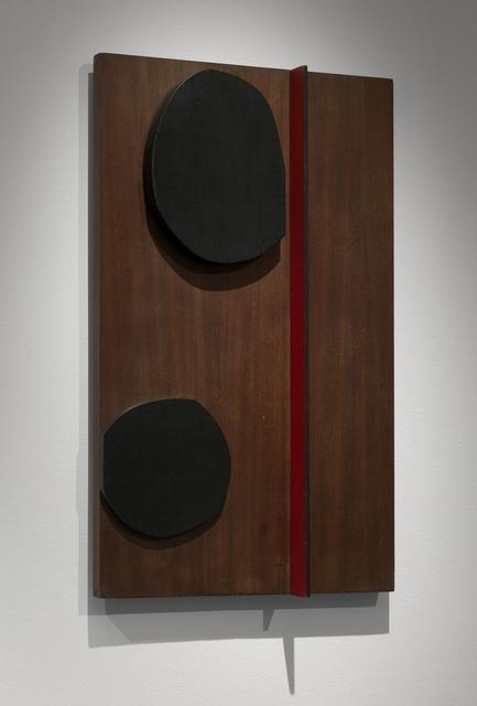 , 'Two Circular Forms, Opus 214,' 1964, Osborne Samuel