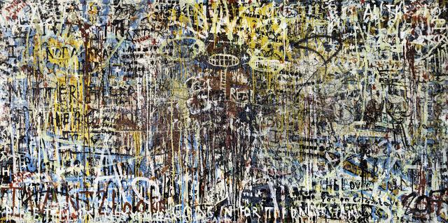 , 'Before I Resign,' 2017, John Martin Gallery