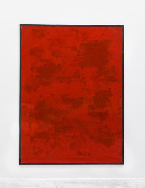 , 'Peinture plasmique 12269,' 2016, Michel Rein Paris/Brussels
