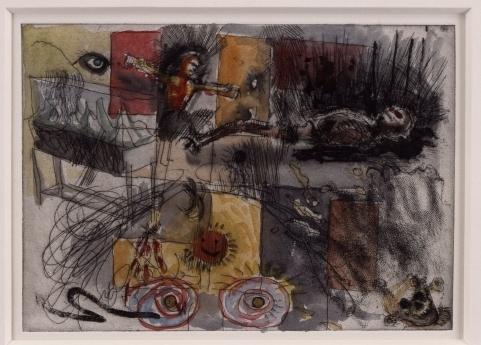 , 'Disasters of War,' 1999, Galerie Gabriel Rolt