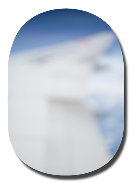 , 'Airplane Window 6 ,' 2017, Momentum Fine Art