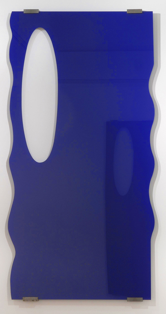 , 'Untitled (blue door),' 2005, Galleri Susanne Ottesen