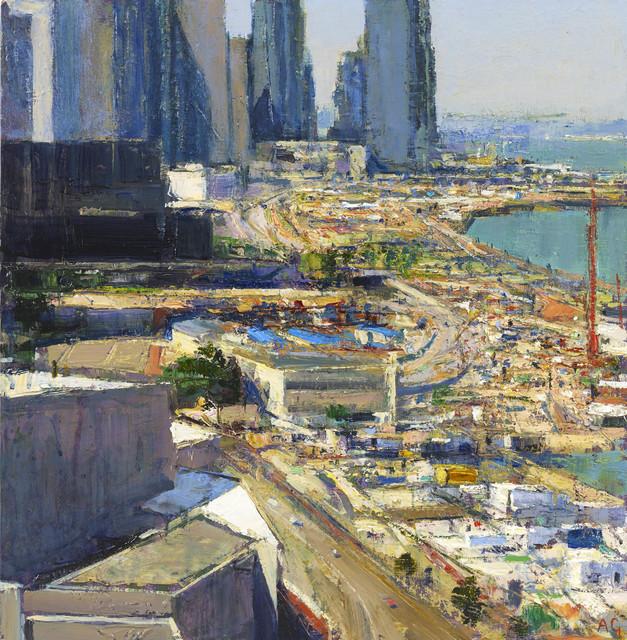 , 'International Financial Centre from Wan Chai, Day,' 2015, John Martin Gallery