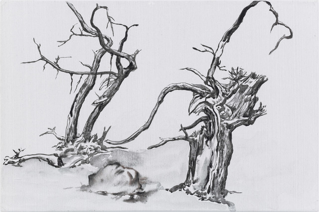 , 'New Classic of Mountains and Seas: Withered Trees 1,' 2014, Boers-Li Gallery
