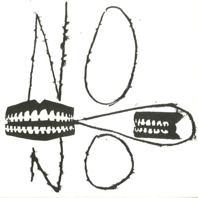 Rona Pondick, 'NO NO ', 1995, Print, Printed letterpress on Somerset, Alpha 137 Gallery