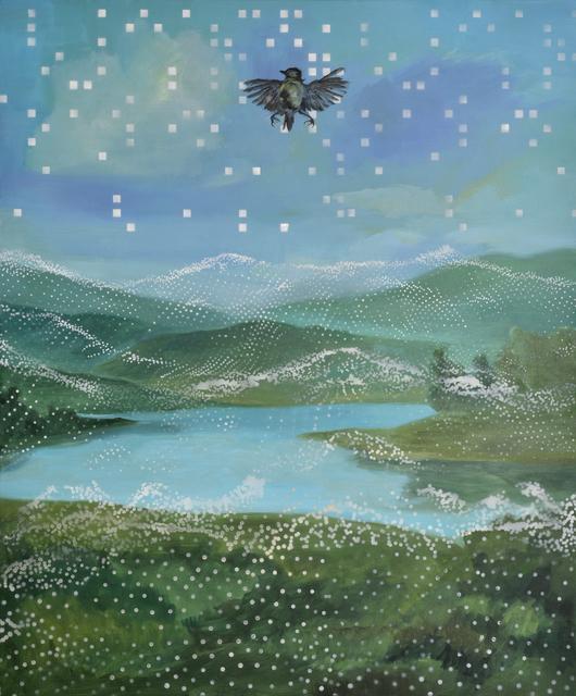 , 'Hyperreal Landscape (Dead Bird Song),' 2018, Artspace Hamra