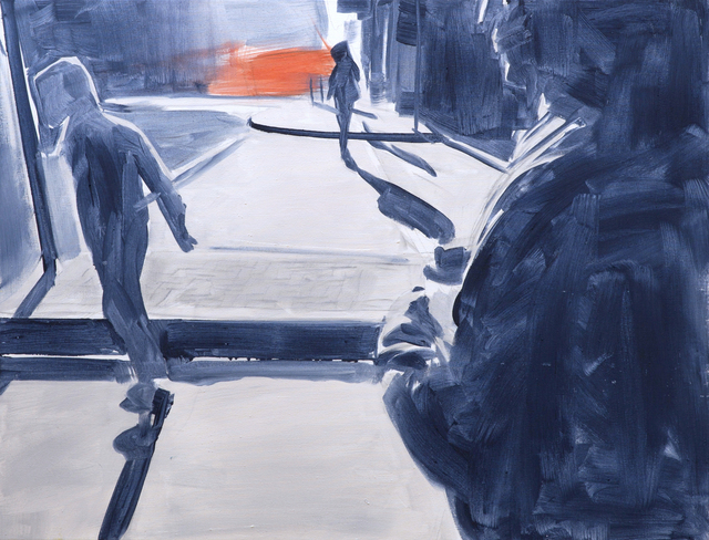 , 'Bloomsbury#2,' 2015, Gallery Baton