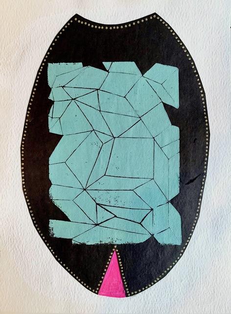 Suzanne Stroebe, 'Open Heart', 2020, 440 Gallery