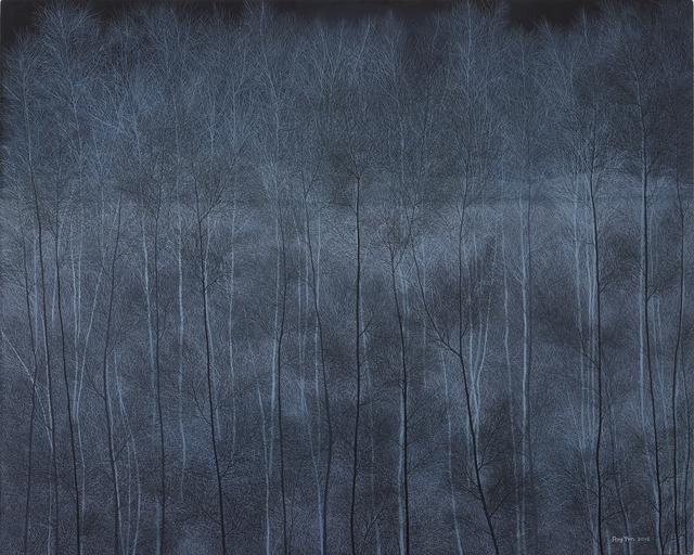 , 'Portrait of Trees No.23 树的肖像 No.23,' 2016, Art+ Shanghai Gallery
